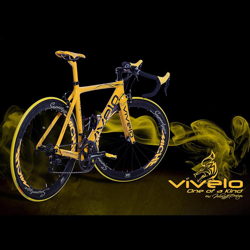 Yellow-Vivelo-bikes